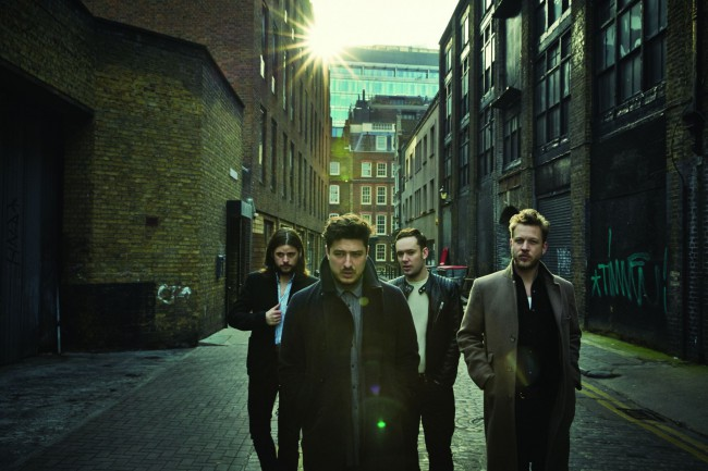 Video: Mumford & Sons - The Wolf (Live)