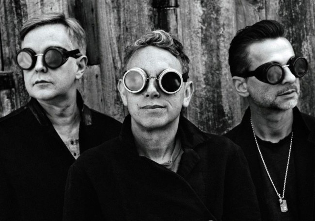 TV-Tipp: Depeche Mode Live in Berlin 2013 - Pop Around The Clock auf 3 Sat