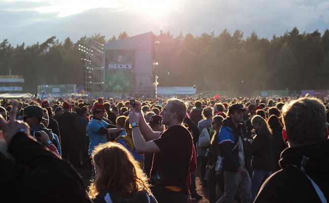 BERICHT: Hurricane Festival 2015