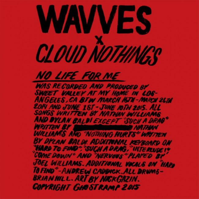 Wavves x Cloud Nothings - Wavves x Cloud Nothings