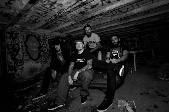 Grim Van Doom - Alles zur Debut LP der Doom/Sludge Band
