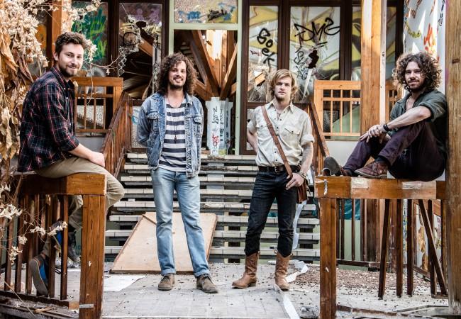 PiN präsentiert: Sons of Settlers - Sommer Tour 2015