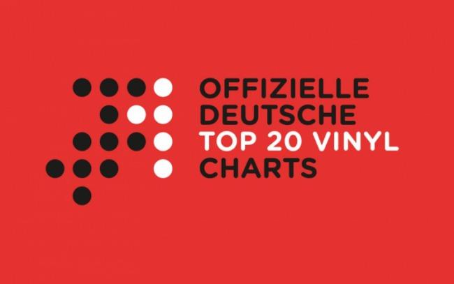 Top 20 Vinyl Charts