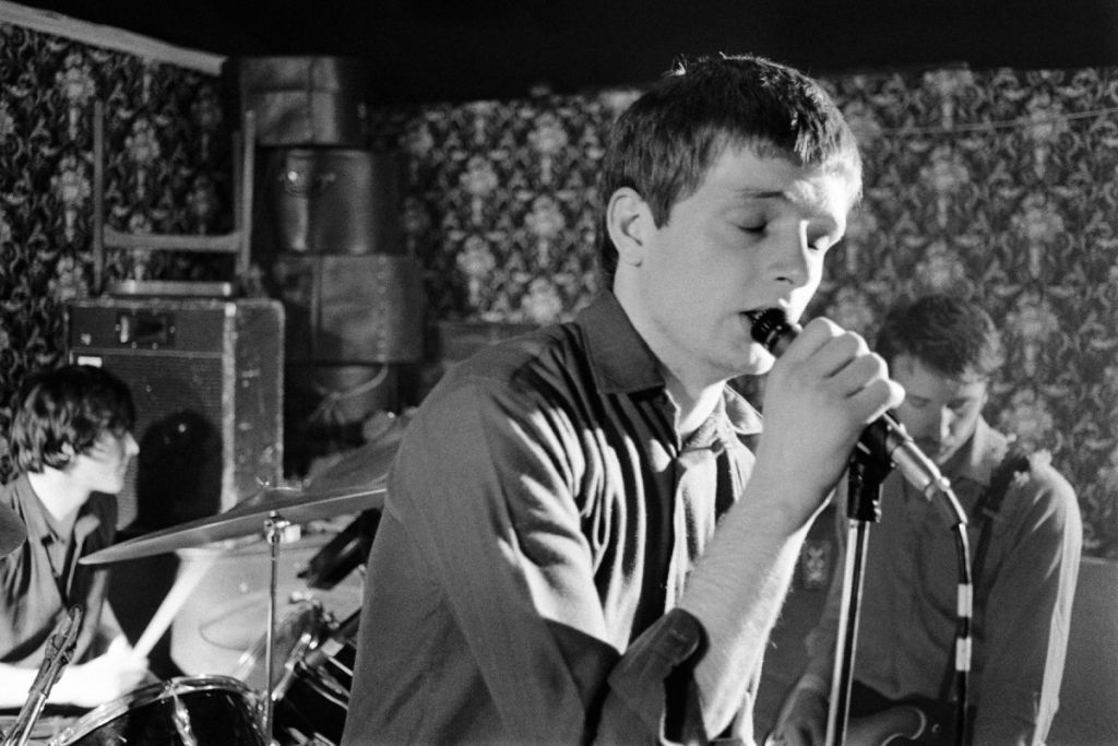 Joy Division   (c) Martin O'Neill:Getty Images