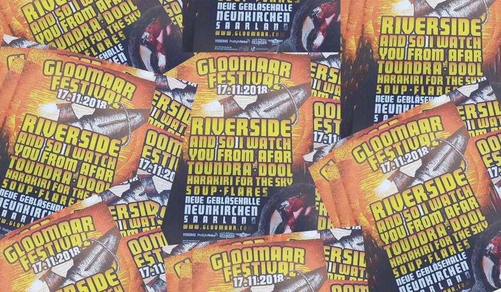 Gloomaar Festival 2018