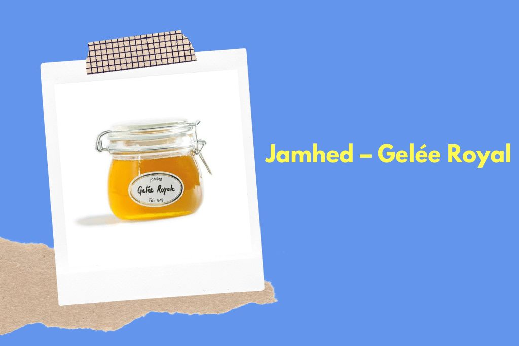 Jamhed – Gelée Royal