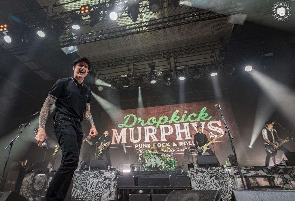 Dropkick Murphys | (c) Stephan Lindner @ hcpix.com