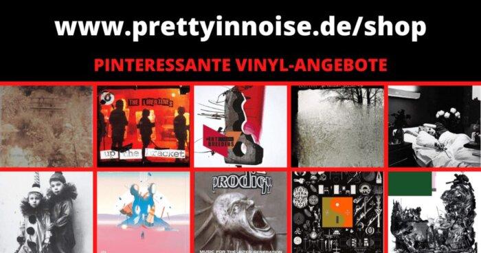 Pinteressante Vinyl-Angebote