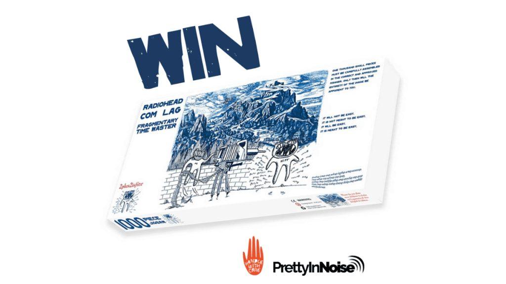Radiohead puzzle