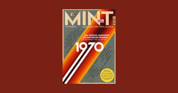 MINT - Magazin für Vinyl-Kultur No. 37