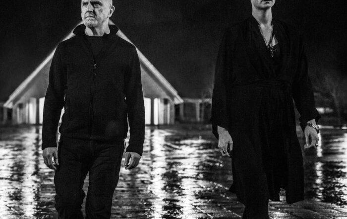 Lustmord & Karin Park   (c) Edgar Bachel