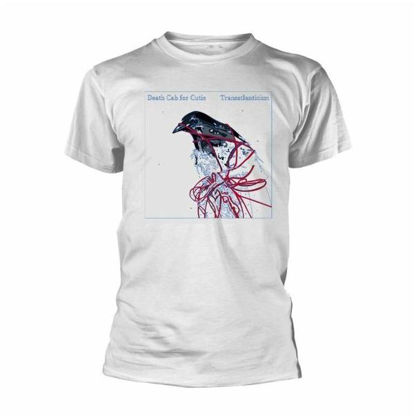 T-Shirt: Death Cab For Cutie